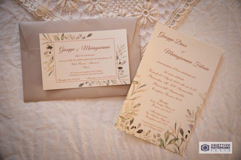 Obiettivo Matrimonio Photo Giuseppe e Mariagiovanna